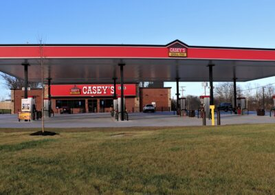 Casey's General Store Clayton OH Brumbaugh Engineering & Surveying, LLC